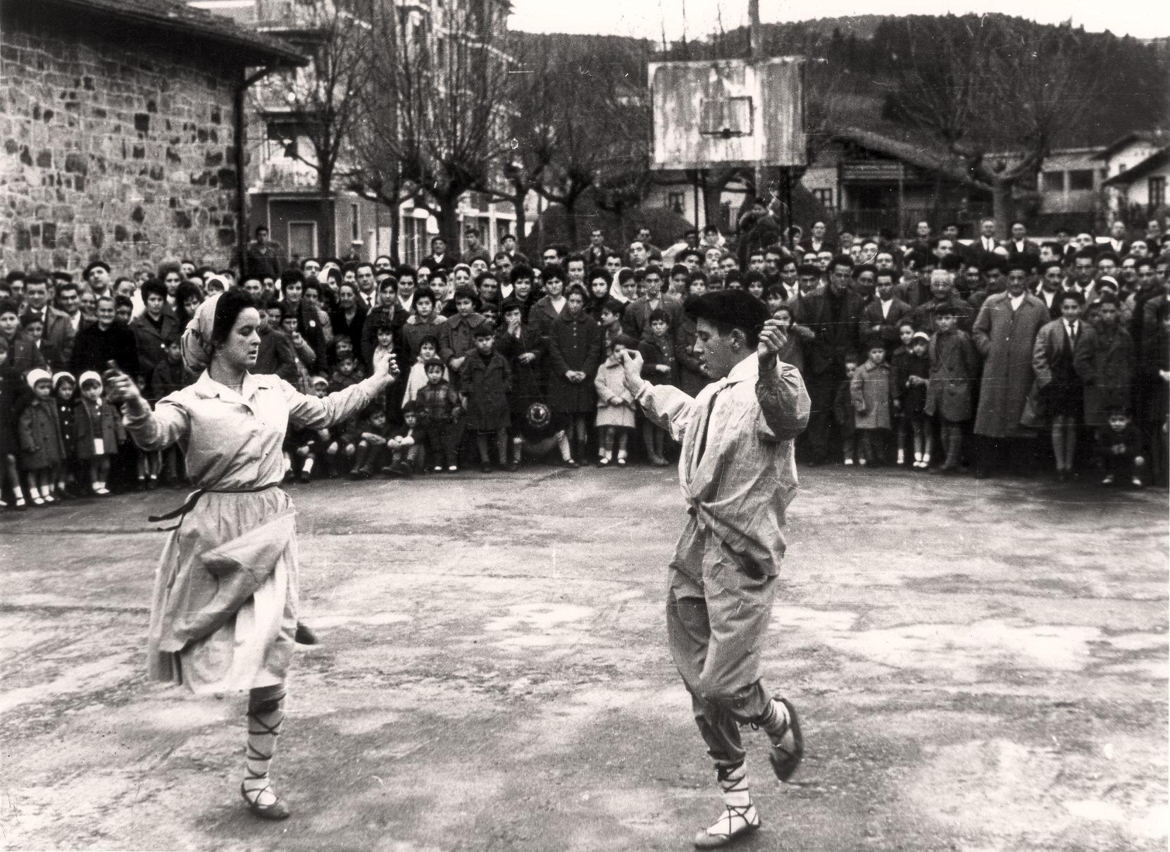 02.1963.Belen(Romualdaren alabea),Usansolon