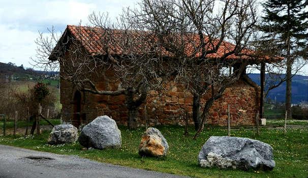 arrigorriaga san pedro ermita abrisketa