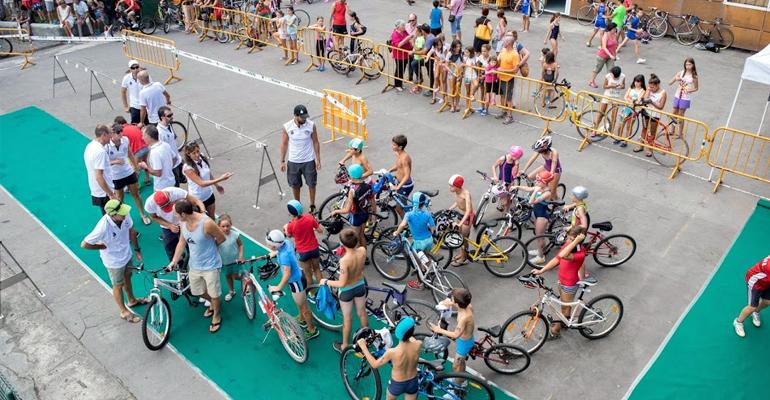 arrigorriaga triatloi txikia 2014 urbiko triatloi taldea