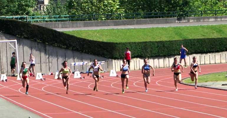 basauri artunduaga 2013 atletismo topaketak