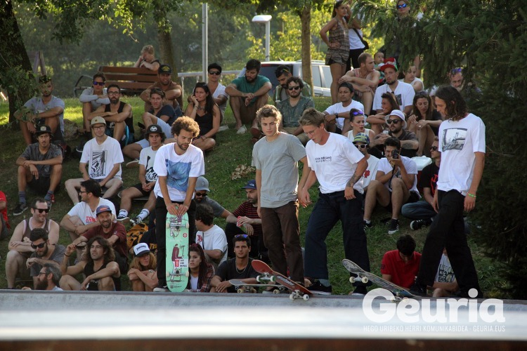 basauri basozelai skate 2016 element team 1