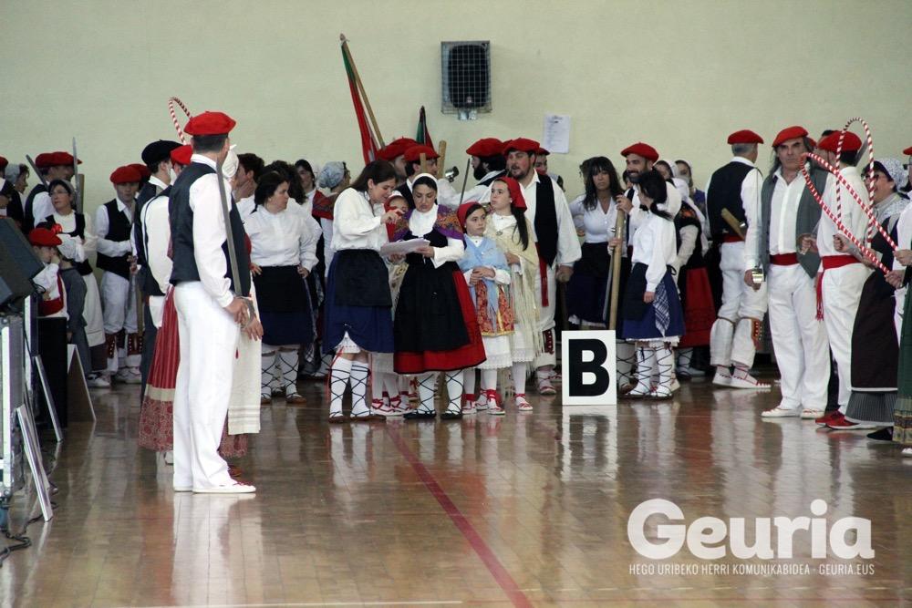 basauri edurre dantza taldea 2017 60 urte 1
