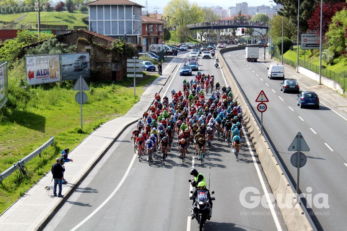 Basauri Etxebarri Galdakao Euskal Herriko Itzulia 2017