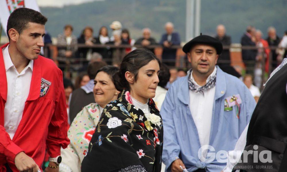 Soka dantza Basauri Jaiak 2016