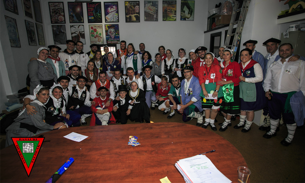 basauri jaiak herriko taldeak 2017 argazkia herriko taldeak
