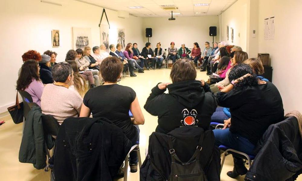 basauri marienea m8 greba feminista prestatzen 2018 asanblada irekia
