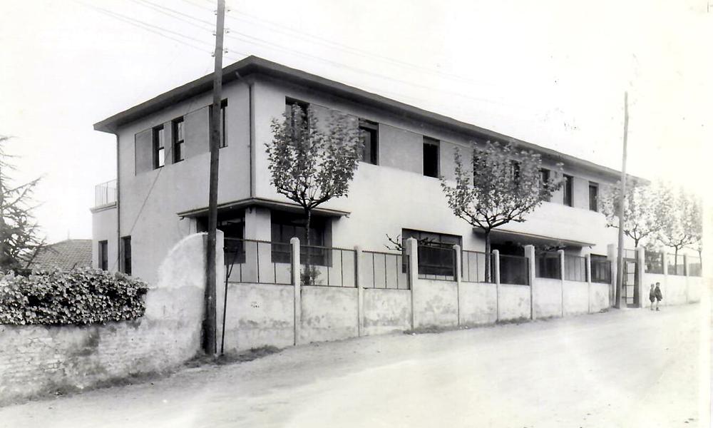 basauri probidentzia andra mari ikastetxea eraikina 30 hamarkada