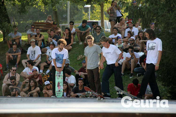 basauri skate 2016 element team 1