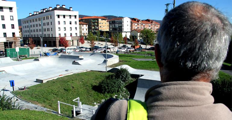 basauri basozelai skatepark berritua amaitzear urria 2015