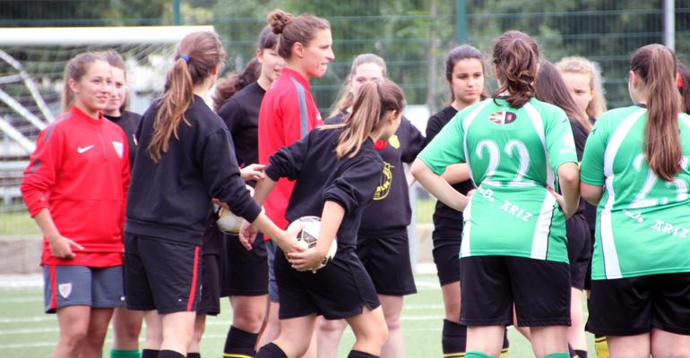 basauri campus emakumezkoen futbola 2015 4