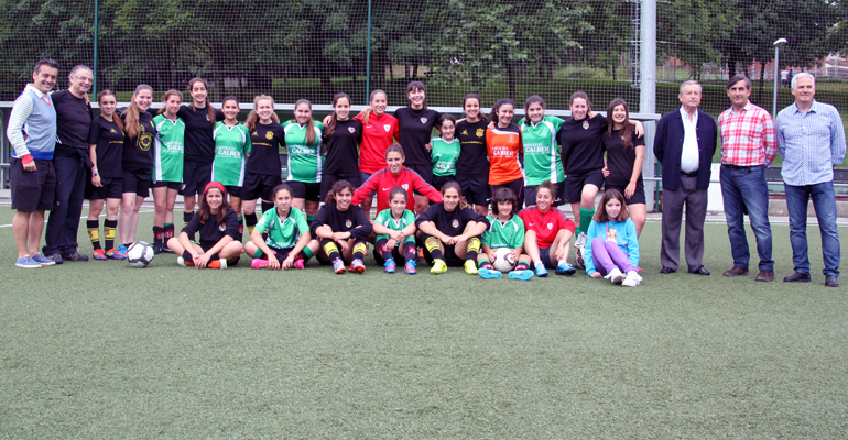 basauri campus emakumezkoen futbola 2015 8