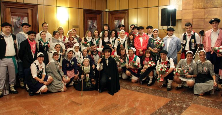 basauri herriko taldeak sanfausto 2014