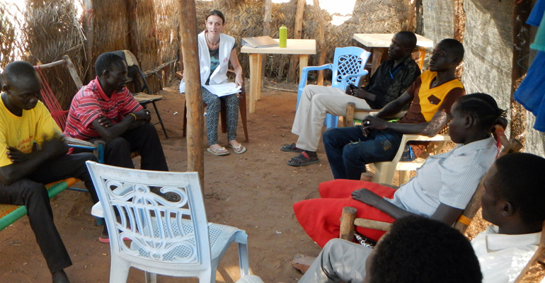 basauri itxaso ferreras mgm hego sudan 2014