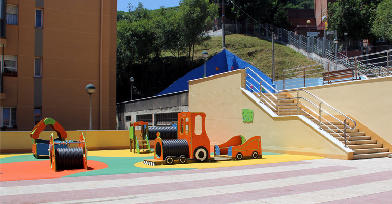 basauri kareaga plaza berria ekaina 2015