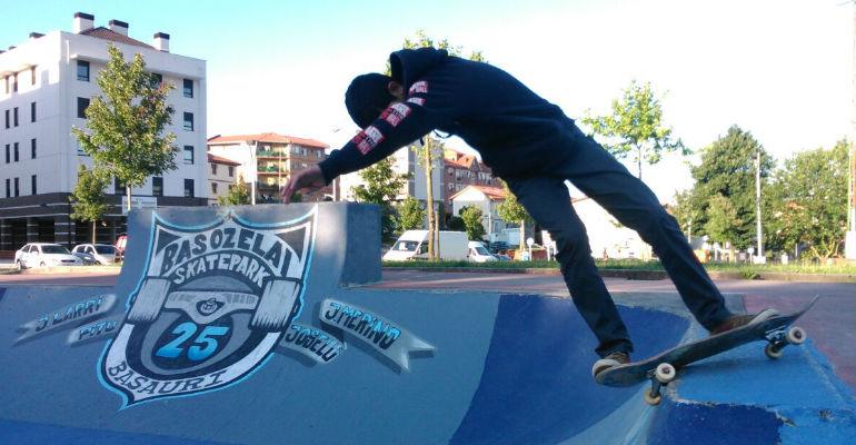 basauri urban festa skate 2014