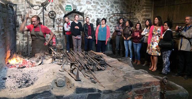 bizkaia europako ondare jardunaldiak burdina 2015