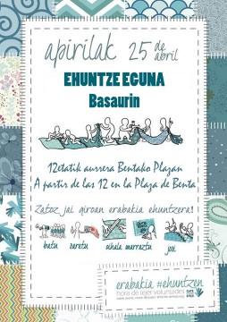 ehuntze eguna basauri 2015