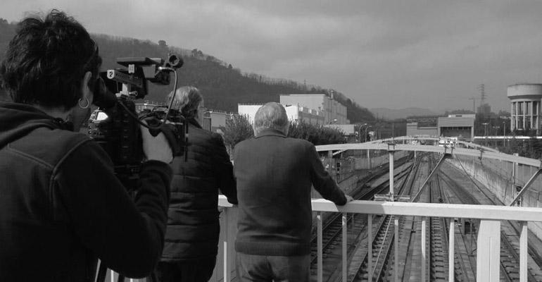 etxebarri bandas greba 2017 dokumentala grabatzen