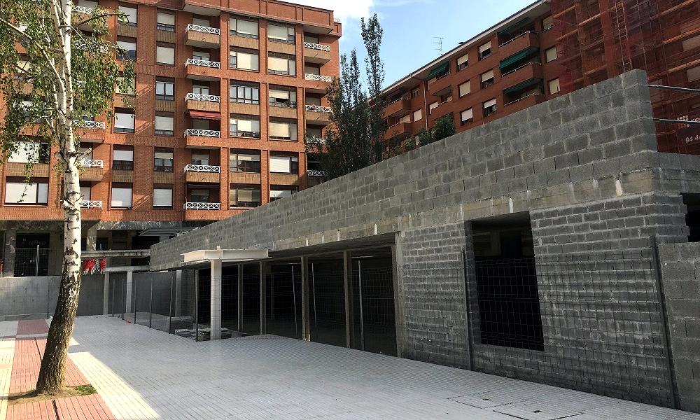 galdakao haurreskola 2018 agirre lehendakaria plaza obrak etenda