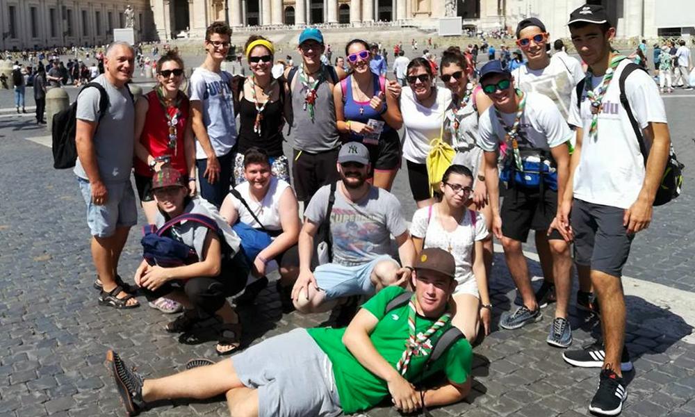 galdakao kultura trukea 2017 italia vatikano hiria argazkia argizai eskaut taldea facebook