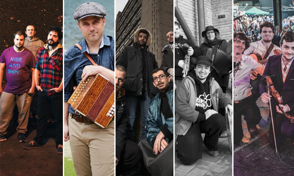 galdakao musika bizian 2018 taldeak
