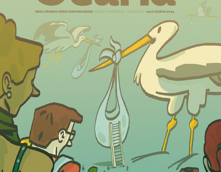 ilustrazioa dani maiz 2016 migrazioak