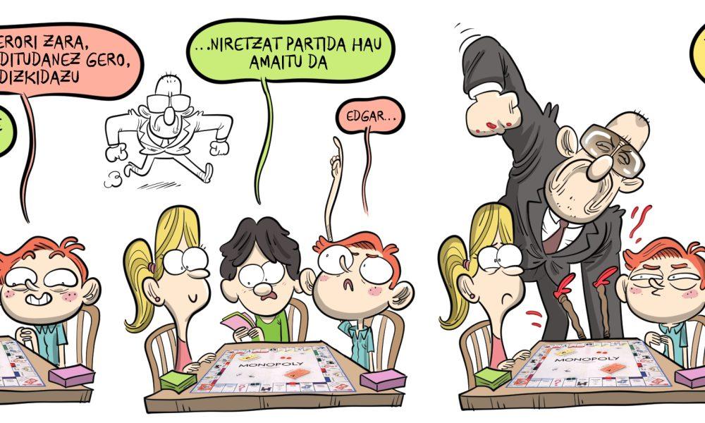 komikia geuria 029 ivanper politasun politikoak 2017 monopoly