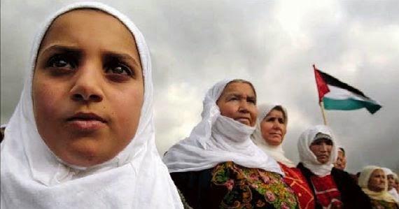 palestina emakumeak