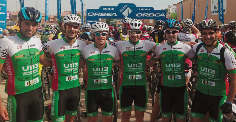usansolo u113 triatloi taldea