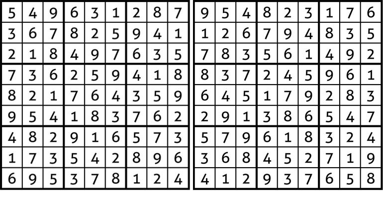 010 sudokuak emaitzak