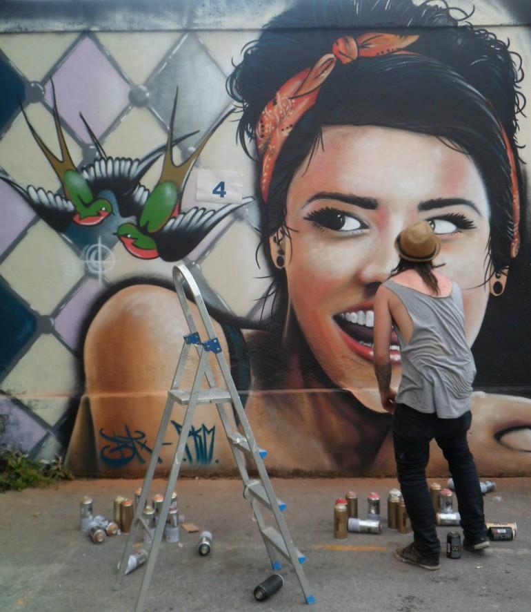 basauri urban festa graffiti erakusketaldia 2014