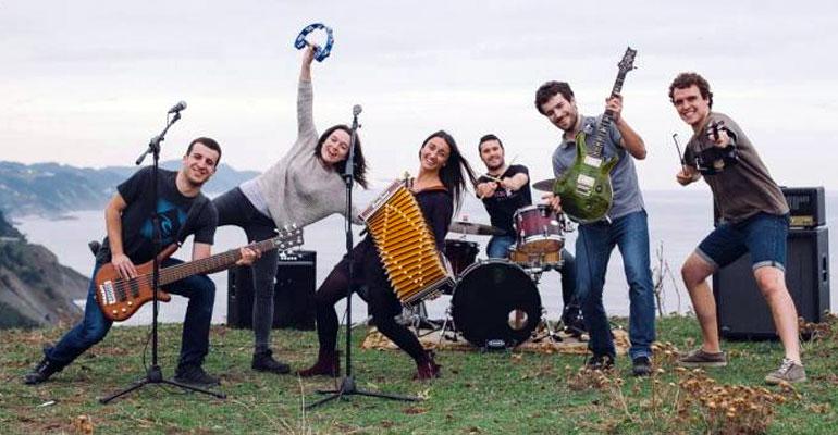 arrigorriaga madalenak jaiak 2017 huntza taldea