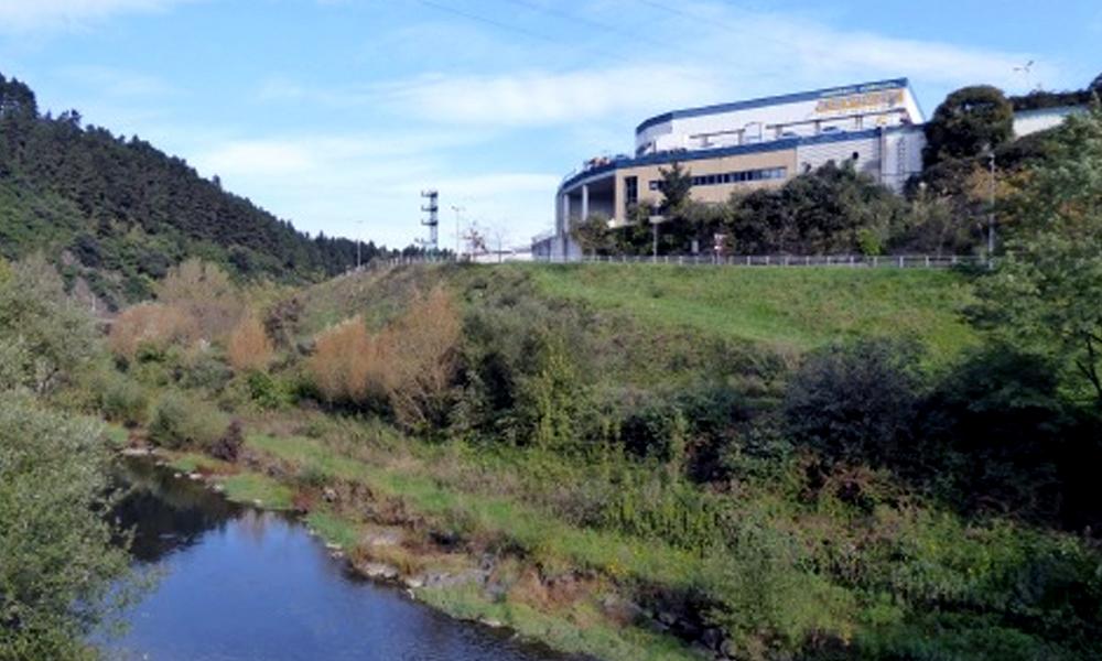 arrigorriaga martiartu industrialdea 2018 paisaia plana