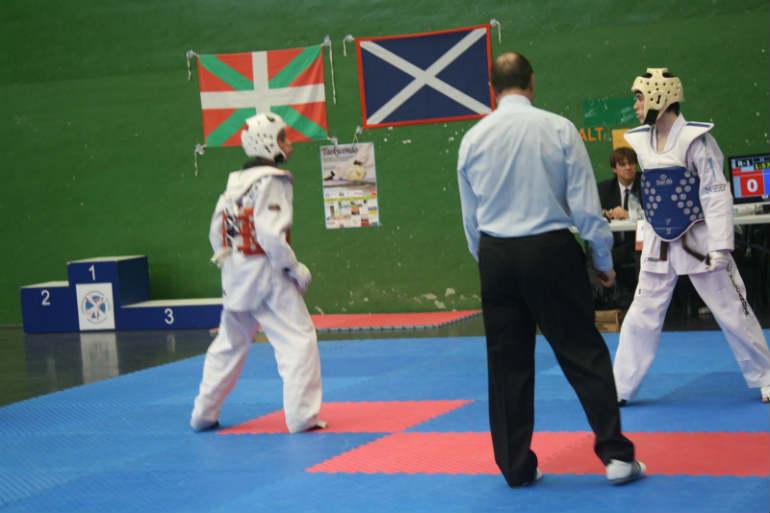 arrigorriaga taekwondo 2011 open garriko