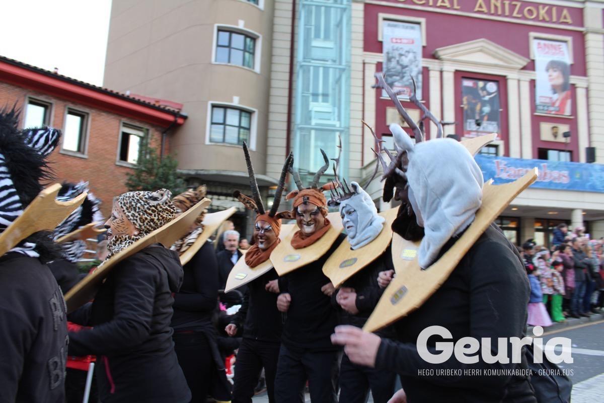 Basauri Inauteriak 2017 Karnabas