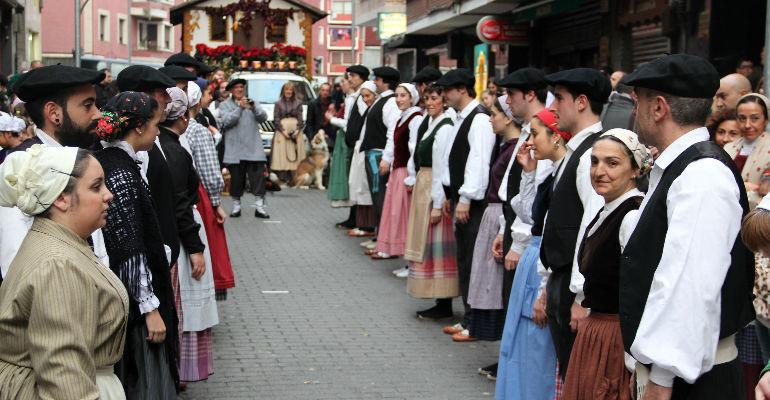 basauri olentzero 2014