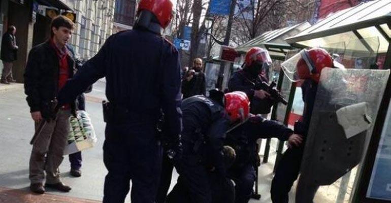 bilbo troika 2014 manifestazioa
