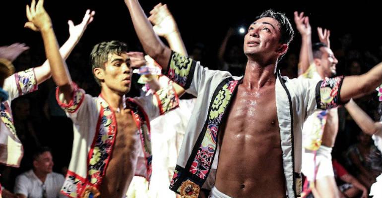 galdakao folklore bizian 2016 amazonia