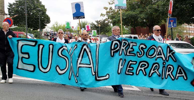 galdakao santakurtzak presoak 2015 manifestazioa