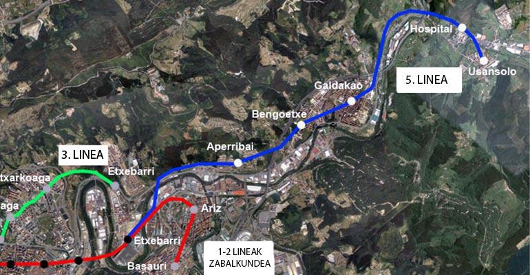 hego uribe metro 5 linea 2016 mapa