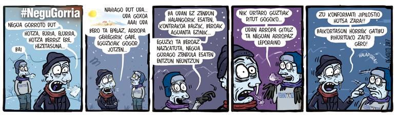 komikia arkaito 2017 negu gorria